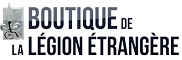 Régiments et unités composant la Légion étrangère . Boutique