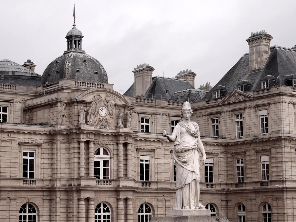 Agenda 13 Juil 2017 La Legion Etrangere Au Palais Du Luxembourg