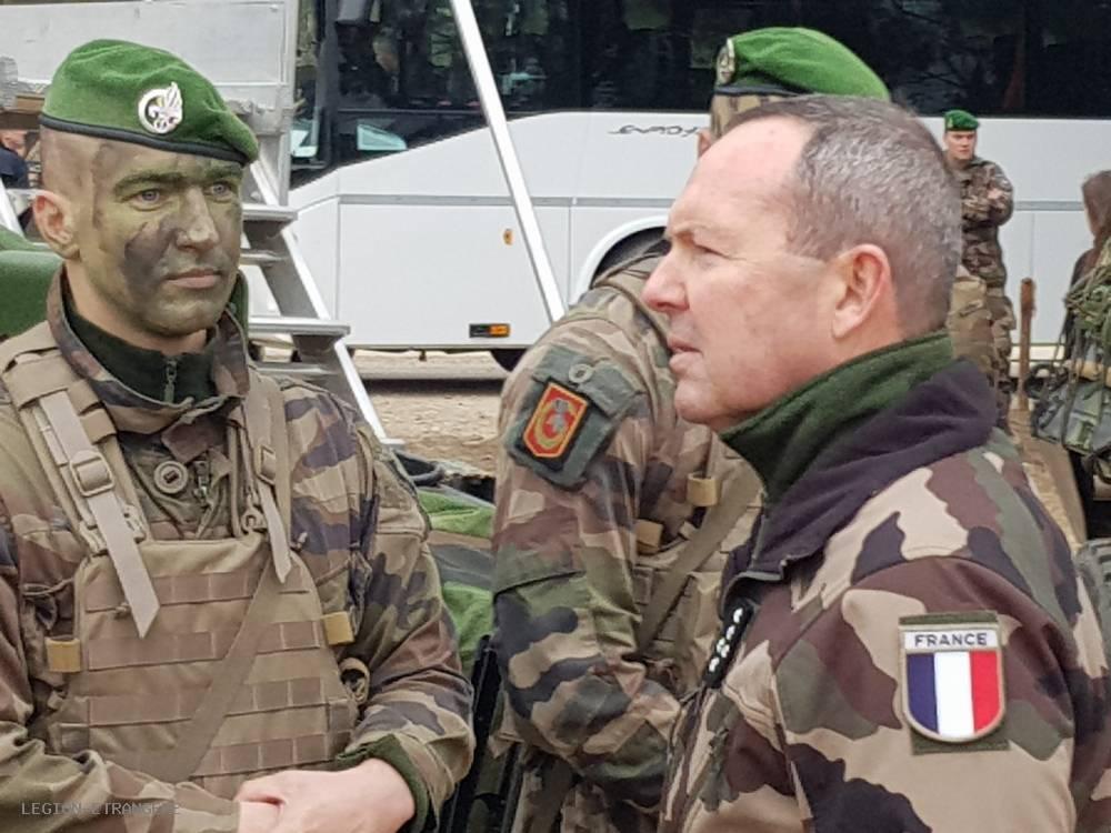 Liste des unités de l'armée française les plus décorées par type d'arme